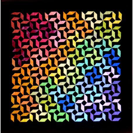 Illusions - kit de patchwork