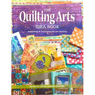 The Quilting Art Idea Book par Vivika Hansen Denegre