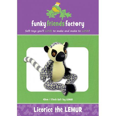 Patron Licorice the Lemur (le Lémurien)