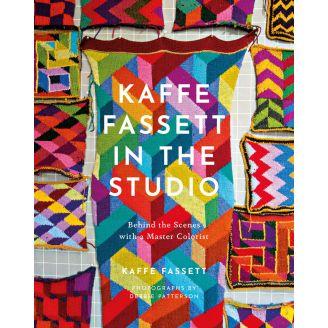 Kaffe Fassett in the studio (livre en anglais)