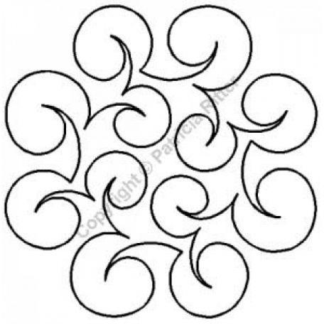 Stencil Saute-mouton 12,7 cm
