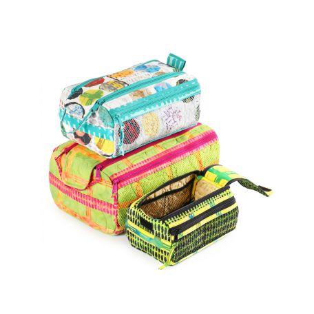 Patron de la trousse Double Zip Gear Bag 2.0 - By Annie (en anglais)