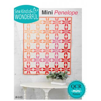 Mini Penelope - Modèle de patchwork_