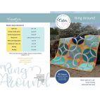 Ring Around - Modèle de patchwork (en anglais)
