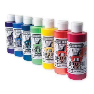 Airbrush Color de Jacquard - Peinture textile pour aérographe