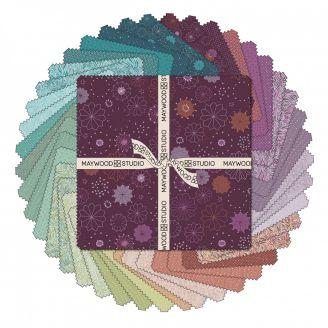 Layer Cake de tissus patchworks Saguaro