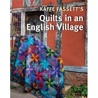 Quilts in an English Village - Kaffe Fassett (livre en anglais)