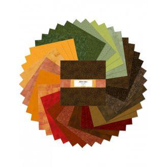 Layer Cake de tissus patchworks Autumn Spice