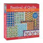 Puzzle adulte 1000 pièces - Festival of Quilts