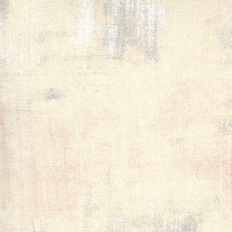 Tissu patchwork faux-uni patiné Boudoir - Grunge de Moda