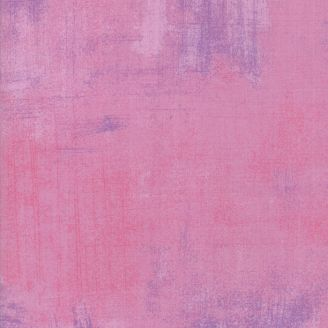 Tissu patchwork faux-uni patiné Rose Antique - Grunge de Moda