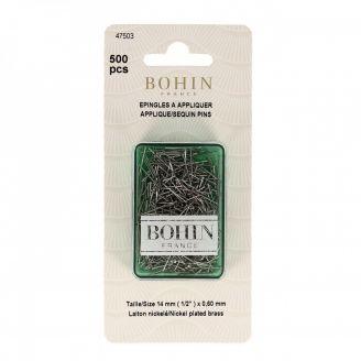 Epingles à appliquer Bohin