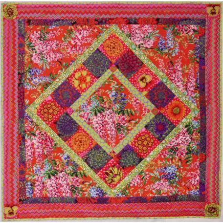 À la Française - kit de patchwork