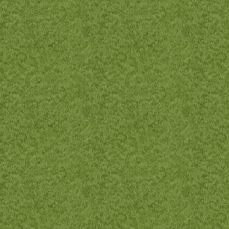 Tissu patchwork gazon tondu G5