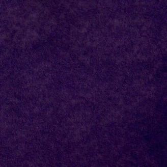 Feutrine de laine rouge