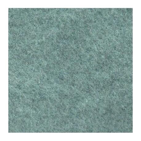 Feutrine de laine celadon