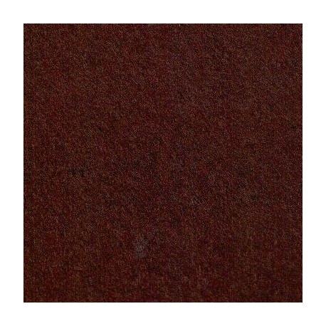Feutrine de laine rose barbapapa
