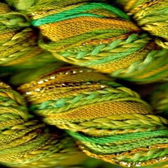 One Offs de Oliver Twists jaune vert 50