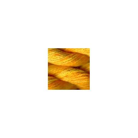 Coton perlé n°8 Oliver Twists jaune 51