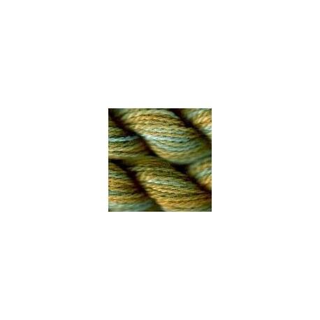 Coton perlé n°8 Oliver Twists rouille 12