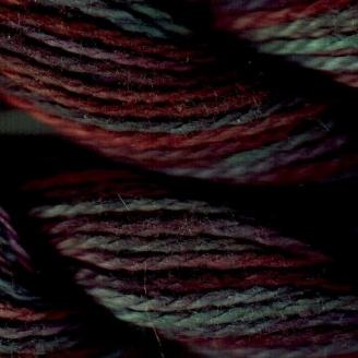 Coton perlé n°8 Oliver Twists prune 19_