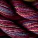 Coton perlé n°8 Oliver Twists violet rose vert 16