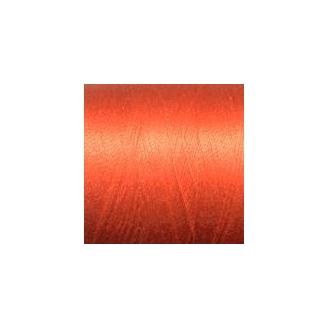 Fil coton Mako 28 orange col 1104