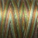 Fil coton Mako 28 rouge vert jaune 4650_