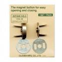 Bouton magnétique pour Sac de Clover - Antique Gold