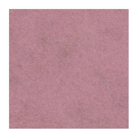 Feutrine de laine rose camay