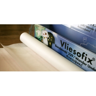 Vliesofix, thermocollant double-face grande largeur - 100 cm x 90 cm