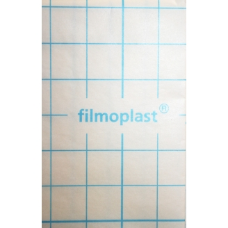 Filmoplast 120 blanc, stabilisateur autocollant - 100 cm x 50 cm