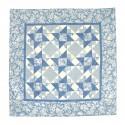 Rêve Bleu - fiche patchwork à télécharger