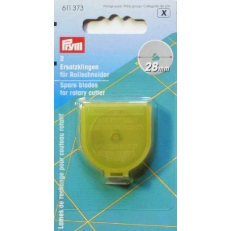 Lame cutter rotatif 28mm Prym