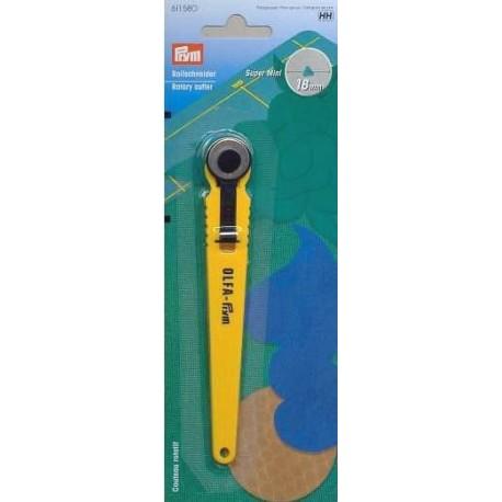 Cutter rotatif Prym 18 mm