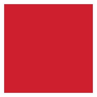 Fil à gant Au Chinois - Rouge 525