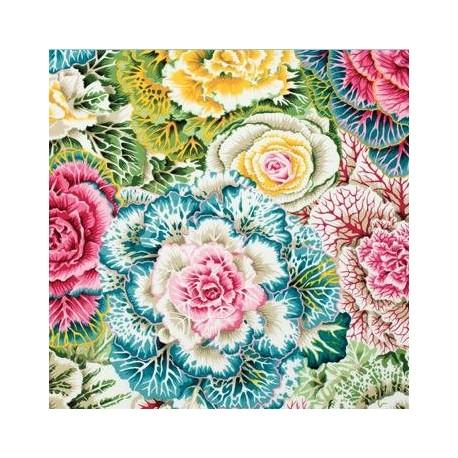 Tissu Philip Jacobs Brassica PJ51 Pastel