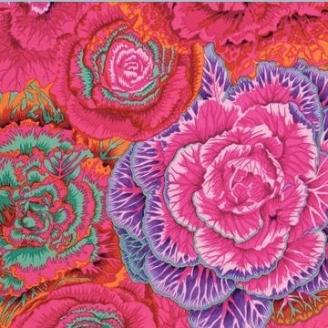 Tissu Philip Jacobs Brassica PJ51 Rouge