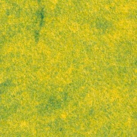 Feutrine de laine moutarde anglaise