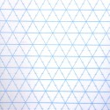 Rasterquick triangle 306 - 100 x 90 cm