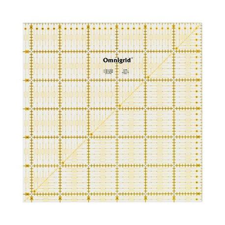 Règle carrée 31,5 x 31,5 cm