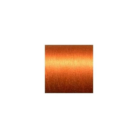 Fil de coton Aurifil Mako 40 orange 2150