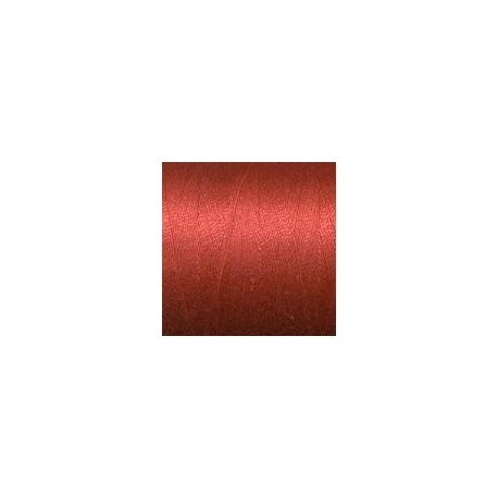 Fil coton Mako 28 rouge sombre 2260