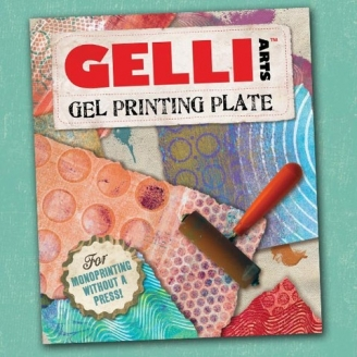 Gelli Plate - Plaque de gel pour impression - 20x25cm