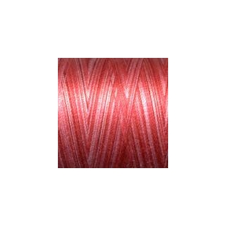 Fil Aurifil Mako 40 dégradé rouge 4668
