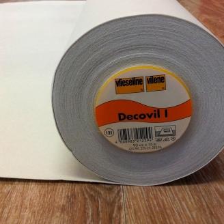 Decovil I de Vlieseline (entoilage thermocollant) - 50x90 cm