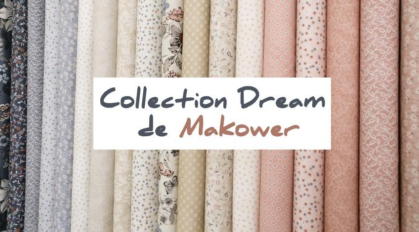Collection d'inspiration japonaise Dream de Makower